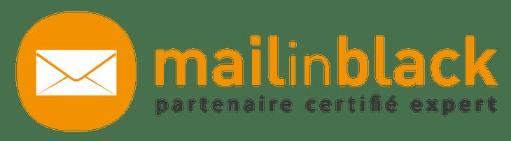 Mail in Black partenaire certifié expert